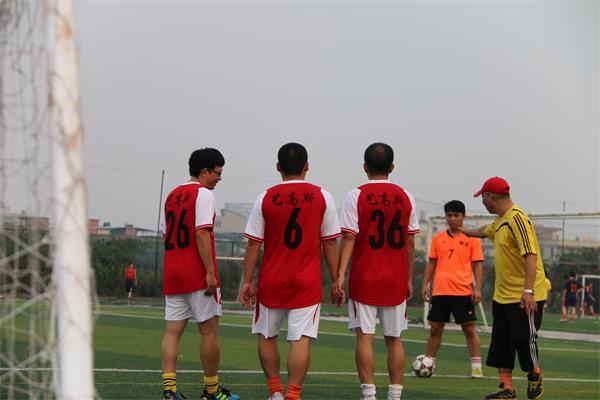 藝高斯足球賽